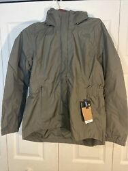 The Womenand039s Resolve Parka Ii Large Taupe Green. New With Tags