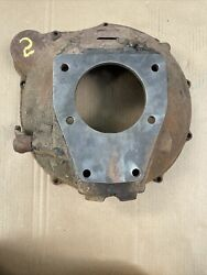 1930 1931 Model A Ford Aa Truck Bell Housing Transmission T-5 Hot Rod Roadster 2