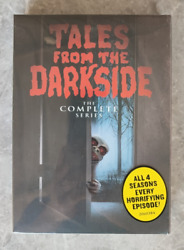 Tales From The Darkside The Complete Series 12-disc Dvdfree Shipping