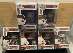 🚨funko Pop The Goonies Mikey, Data, Mouth, Chunk, Sloth, Sloth Superman Le 2500