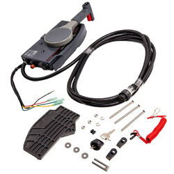 Remote Control Box Push Throttle Fit Yamaha Outboard Motor 70348205 High Quality