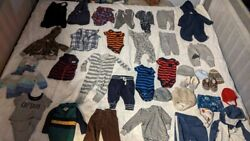 Baby Boy Clothing Lot 0-24 Months