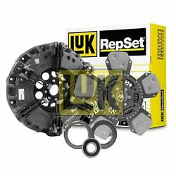 New Complete Tractor Clutch Kit For Case International Harvester 47437759 Cs86