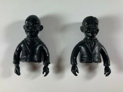 Vtg Jerry Mahoney And Knucklehead Smiff Pencil Toppers Ventriloquist Paul Winchell