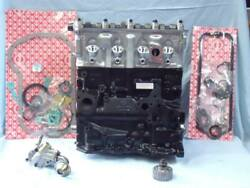 Vw 1.9 Aaz Engine With New Cylinder Head