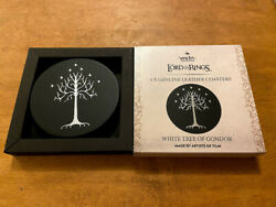 NEW Weta Workshop The White Tree Coasters set Lord of the Rings Hobbit