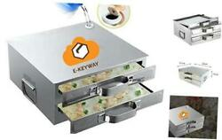 Chinese Rice Noodle Roll Food Steamer With Extra Tray Stainless Steel Square