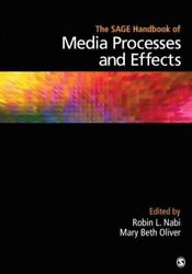 Sage Handbook Of Media Processes And Effects Hardcover By Nabi Robin L. Ed...