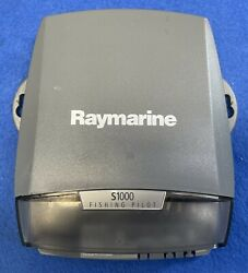 Raymarine S1000 Wireless Fishing Autopilot Course Computer Only