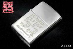 Zippo / Ultraman 55th Anniversary Sterling Silver / From Japan