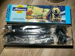 Ho Scale Athearn Undecorated Gunderson Maxi-iii 5-unit Intermodal Well Set -5910