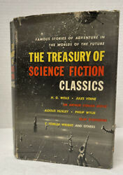 The Treasury Of Science Fiction Classics Edited By Harold Kuebler Bce 1954