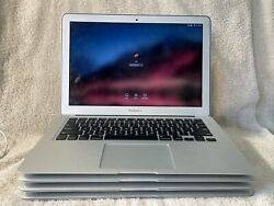 Lot Of 4 Apple Macbook Air 13 Early 2015 Core I5 1.6ghz 8gb 256gb Mjve2ll/a