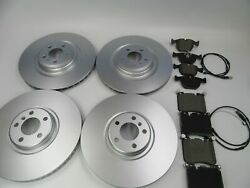 Rolls Royce Dawn Wraith Front Rear Brake Pads And Rotors Topeuro 767