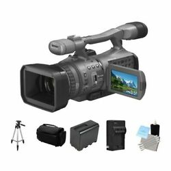 Sony Hdr-fx7 3cmos Hdv 1080i Camcorder 16gb Package