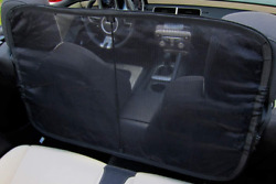Windscreen Wind Deflector For Convertible Cars - Stop Crazy Hair And Enjoy The