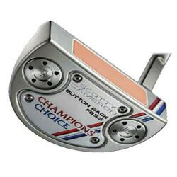 Scotty Cameron 2021 Champions Choice Button Back Limited Flowback 5.5