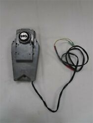 Evinrude Johnson Concealed Side Mount Shift And Throttle Control Box Na3501-01