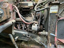 366 Chevy Engine Mr Goodwrench . Low Mile Bbc 4 Barrel Carb Like 427 454 396