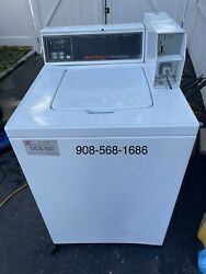 Speed Queen Coin Operated Washer