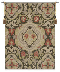 French Antique French Tapestry - Wall Art Hanging For Decor New - 58x44 Inch