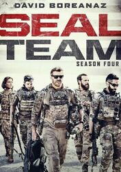 Seal Team Season Four [new Dvd] Boxed Set, Dolby, Subtitled, Widescreen, Ac-3