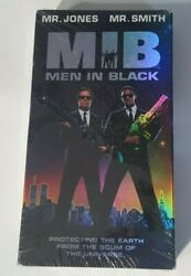 Men In Black 1997 Vhs Ray-ban Promo New/sealed Rarewill Smith, Tommy L.jones
