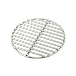 9 Bbq High Heat Stainless Steel Charcoal Fire Grate Fits Big Green Egg Grills