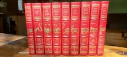 Little House On The Prairie, 9 Volume Easton Press Collector's Edition Set