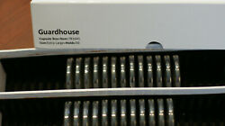 25 1 Oz American Silver Eagles - Guardhouse Box And Capsules - Us Mint