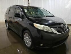 Carrier Assembly 2011-2014 Toyota Sienna Rear Awd 3040153