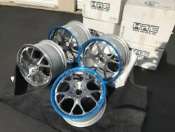 Hre Wheels. New In Box. 18'/19 For '05-'06 Ford Gt Gt40