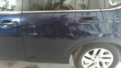 Driver Rear Door 15 Cr-v Power Privacy Glass Blue 3048926