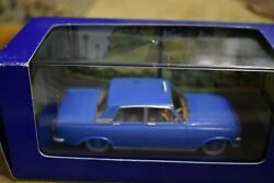 Atlas 1/43 Diecast Tintin Ford Zephyr Iii Taxi New In Box And Display Case