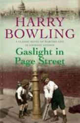 Gaslight In Page Street Tanner Trilogy By Bowling Harry