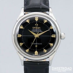 Omega Constellation Ref.2852-9sc Automatic Cal.505 1956-1957 Antique Watch F/s