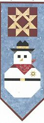 The Snowboys Marshall Chillin' Door Hanging Quilt Pattern By Pam Bono Designs