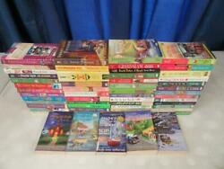 Big Lot Of 55 Cozy Mystery Books Novels Culinary Cooking Sewing Wedding Cats