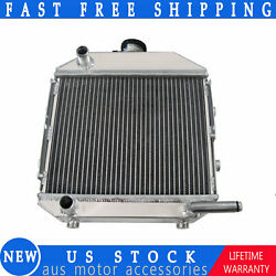 Sba310100211 1942smp130486 3 Row Aluminum Radiator For Ford 1300 Tractor W/cap A