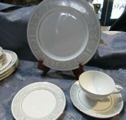 16 Pc. Imperial China Designed By W Dalton Whitney Japan 4 Person Set Lot O