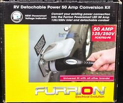 Furrion 50 Amp Rv Power Cord Conversion Kit 4-wire - Rv Trailers Campers