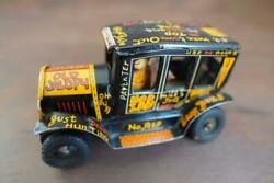 Old Jalopy 50s Glad Hand Tin 1950s Line Mar Toy