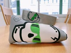 Swag Handsome One Ecto Green Putter 34 Inches New Japan First Shipping