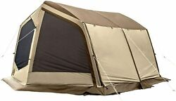 Ogawa Tent 3393 6-person Shelter Type Neo Cabin Japan First Shipping