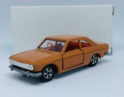 Tomy Tomica Nissan New Blue Bird 1600sss Coupe Red Inside Vintage Toy From Japan