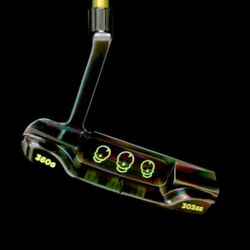 Swag Golf Putter 3rd Anniversary Handsome One Black Opal Angkor From Japan