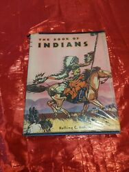 The Book Of Indians Holling C. Holling 1935 First Edition Native American Tribes