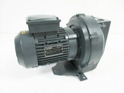 Fpz Blower Technology Scl 15 Dh Mor Regenerative Blower 15dh And Fpz Vrl 6 Valve