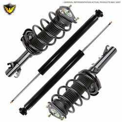 For Toyota Sienna 1998-2003 Front Rear Strut Spring And Shocks Tcp