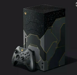 Xbox Series X Halo Infinite Limited Edition Confirmed Preorder November